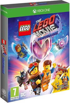 Lego Movie 2 Videogame Toy Edition XBOX One