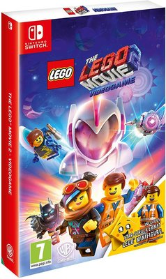 Lego Movie 2 Videogame Toy Edition Ns