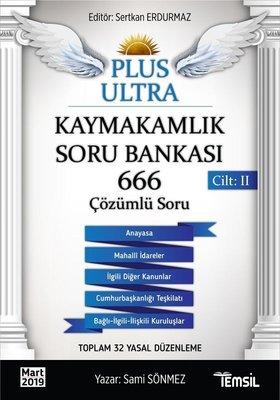 Kaymakamlık Soru Bankası 666 Çözümlü Soru-Cilt 2