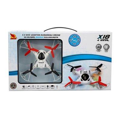 Rastar-R/C Drone 4Kanal 19cm 2.4Ghz Usb Şarjlı