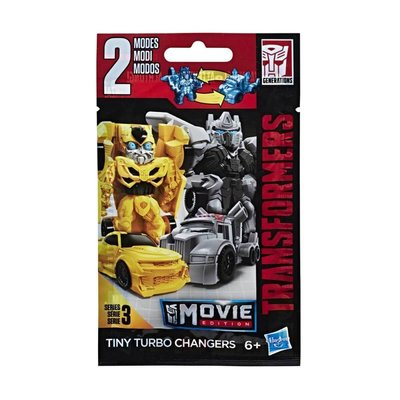 Transformers 6 Turbo Changers Sürpriz Paket
