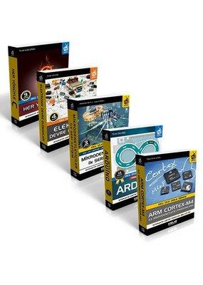 Elektrik Elektronik Mühendisliği Seti-5 Kitap Takım