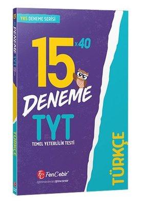 TYT Türkçe 15x40 Deneme Sınavı