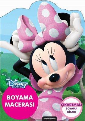 Disney Channel-Özel Kesimli Boyama Macerası