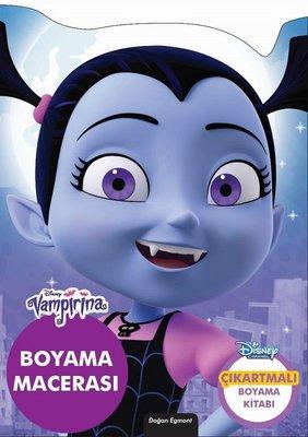 Disney Vampirina-Özel Kesimli Boyama Macerası