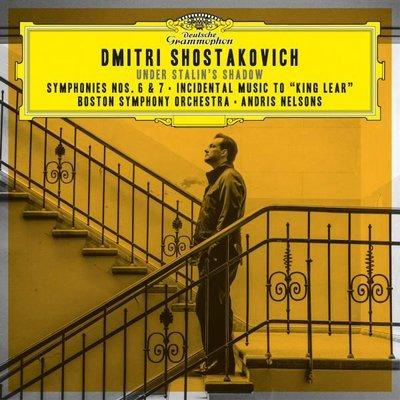 Shostakovich: Symphonies Nos. 6 & 7 (Live)