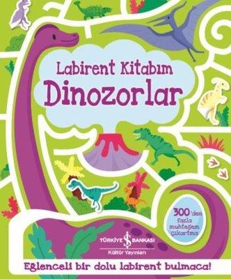 Labirent Kitabım-Dinozorlar