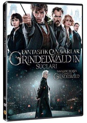 Fantastic Beasts: The Crimes Of Grindelwald - Fantastik Canavarlar: Grindewald'ın Suçları