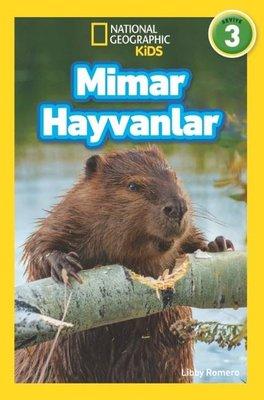 Mimar Hayvanlar-Seviye 3-National Geographic Kids