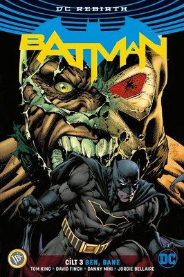 Batman Cilt 3-Ben Bane