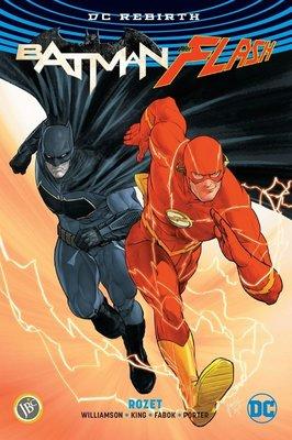 Batman The Flash-Rozet-Özel Edisyon