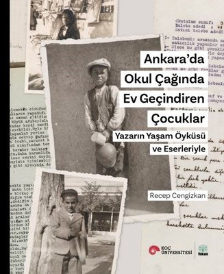 Ankara'da Okul Çağında Ev Geçindiren Çocuklar