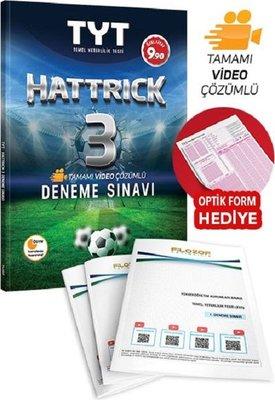 ÖSYM TYT Hattrick 3 Tamamı Video Çözümlü  Deneme Sınavı