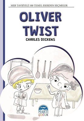Oliver Twist-4.Sınıf 100 Temel Eserden Seçmeler