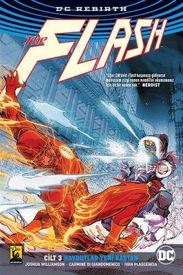 DC Rebirth-Flash Cilt 3-Haydutlar Yeni Baştan