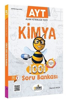 AYT Kimya 1001 Soru Bankası