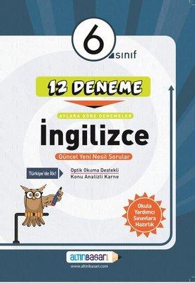 6.Sınıf İngilizce 12 Deneme