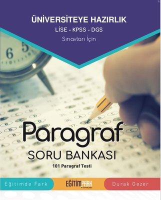 Üniversiteye Hazırlık Lise KPSS DGS Paragraf Soru Bankası