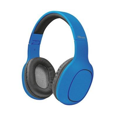 Trust Dona Kablosuz Bluetooth Kafa Bantlı Kulaklık - Mavi 22890