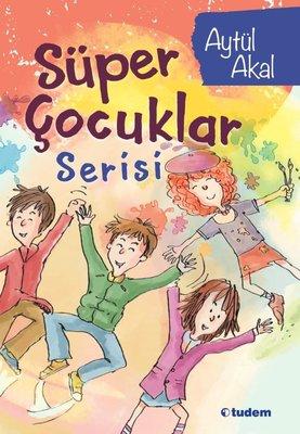 Süper Çocuklar Serisi-4 Kitap Takım