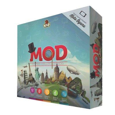 KOZ Oyun-MOD: Genel Kültür Oyunu