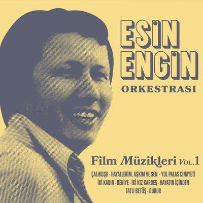 Film Müzikleri Vol.1 Plak