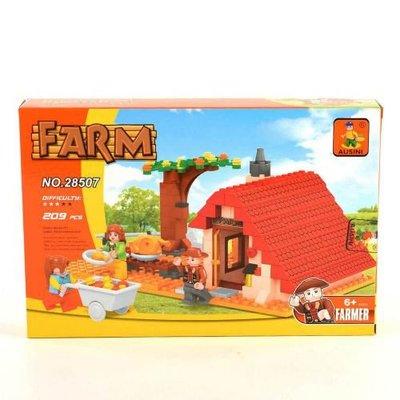 Ausini Çiftçi Seti 209 Parça