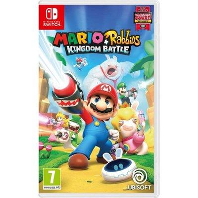 Mario - Rabbids Kingdom Battle