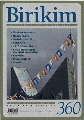 Birikim Dergisi Sayı 360