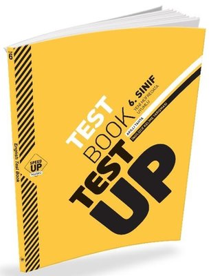6.Sınıf Test Book Test Up
