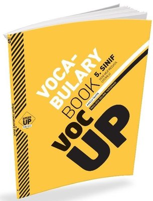 5.Sınıf Vocabulary Book Voc Up