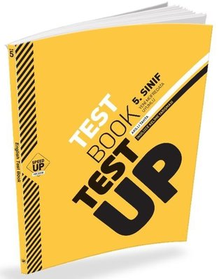 5.Sınıf Test Book Test Up
