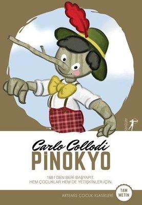 Pinokyo-Tam Metin-Artemis Çocuk Klasikleri