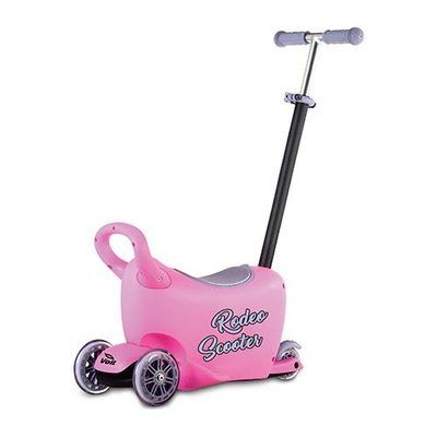 Voit Rodeo Scooter Pembe