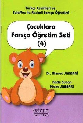 Çocuklara Farsça Öğretim Seti 4