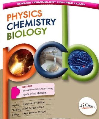 Science Terminology for Prep Class Physics Chemistry Biology