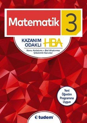 3.Sınıf Matematik Kazanım Odaklı Hepsi Bir Arada-Yeni Öğretim Programına Uygun