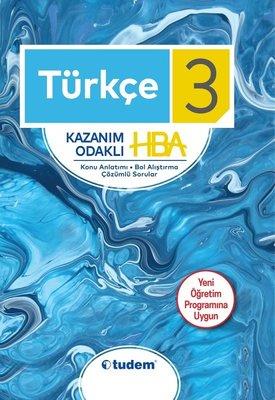 3.Sınıf Türkçe Kazanım Odaklı Hepsi Bir Arada-Yeni Öğretim Programına Uygun