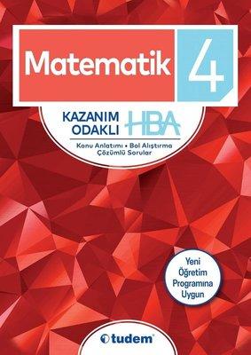 4.Sınıf Matematik Kazanım Odaklı Hepsi Bir Arada-Yeni Öğretim Programına Uygun