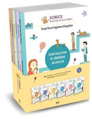 Sobece-Sosyal Beceri Çocuk Eğitimi Seti-6 Kitap Takım