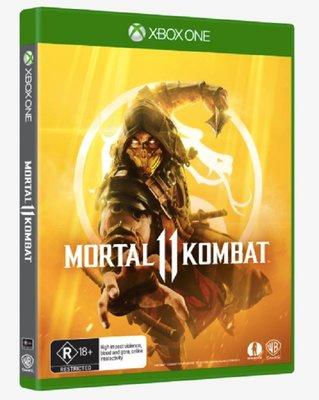 Mortal Kombat 11 Standart Edition Xbox One