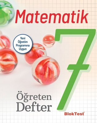 7.Sınıf Matematik Öğreten Defter
