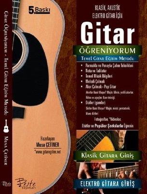 Gitar Öğreniyorum-Temel Gitar Eğitim Metodu
