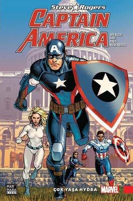 Captain America: Steve Rogers Çok Yaşa Hydra