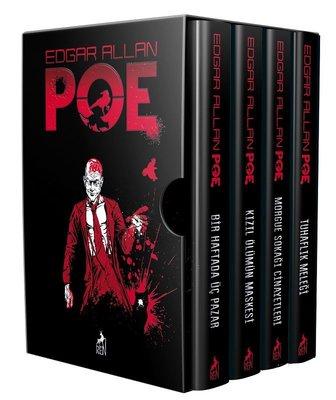 Edgar Allan Poe Seti-4 Kitap Takım