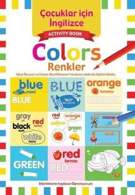 Çocuklar için İngilizce: Colors-Renkler