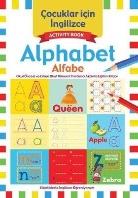 Çocuklar için İngilizce: Alphabet-Alfabe