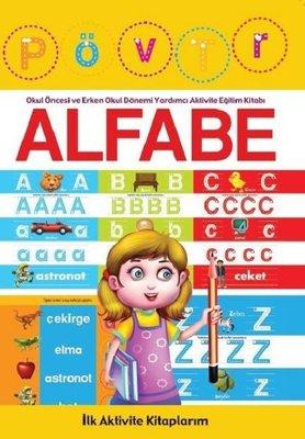 Alfabe-İlk Aktivite Kitaplarım