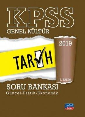 2019 KPSS Genel Kültür Tarih Soru Bankası