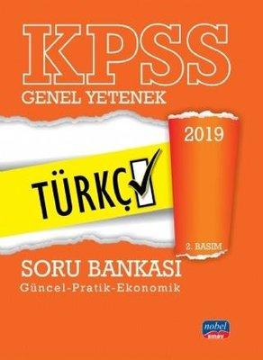2019 KPSS Genel Yetenek Türkçe Soru Bankası